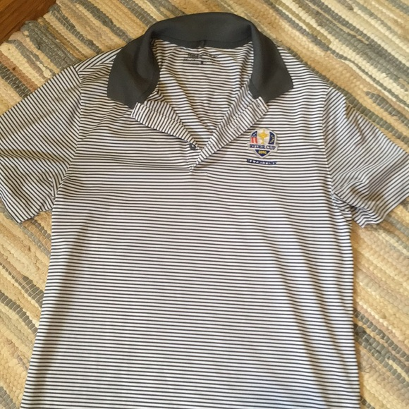 premium selection 396c8 5d521 Nike Ryder Cup golf polo